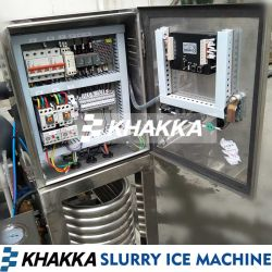 Khakka Seawater Slurry Ice Maker for Seafood 3t/24h