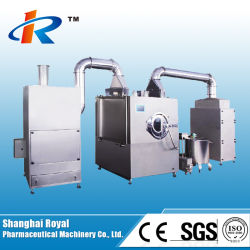 BG-150 High Efficiency Automatic Tablet Film Coating Machine