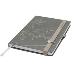 Custom Agenda Notebook with Elastic Band, Lanybook Notebook