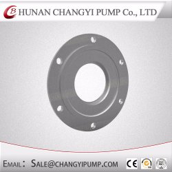 Double Suction Mineral Slurry Pump with Electric Motor