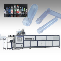 CE Approved With PET two-Stage Automatic Blow Molding Machine (CSD-AB8-1.5L)