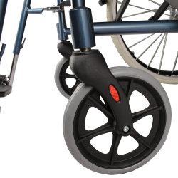 Convenient Professional Competitive Price Brand Tousda Economic Disabled Aluminum Wheelchair