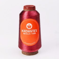 Mx Type Sparkle Embroidery Thread Metallic Yarn