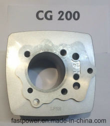 Motorcycle Parts Engine Cylinder Block for Cg200