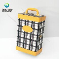 Suit Case Shape Wine Box Ars Gift Crafts