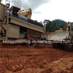 Best Price Mobile Screen Gold Mining Trommel Plant