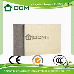 Fireproof High Pressure Laminate MGO Decorative Wall Panel
