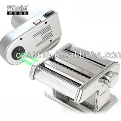 Classical Electric Stainless Steel Pasta Making Machine Price