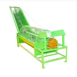 Agricultural Vegetable Fruit Melon Tuber Cleaner Potato Ginger Carrot Grading Washer Cleaning Washing Machine