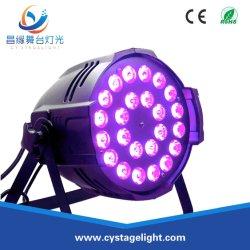 Stage Efect 24*8W LED PAR Can Lighting for Wedding/Event/Performance/TV/Show/DJ Lighting
