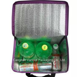 Big Capacity Non Woven Insulated Cooler Bag, Carrier Bag, Food Bag