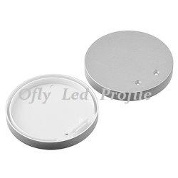 Round Diffuser Suspened LED Aluminum Profile/ Extrusion LED Lighting for ceiling