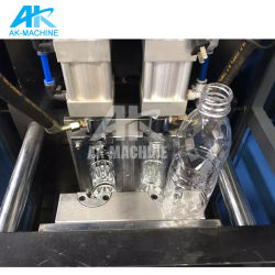 Semi Automatic Pet Blowing Machine/Plastic Making Line Bottle for Bottle Blowing Molding Machinery