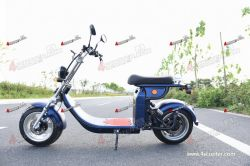 2020 Best Selling EEC Approved 4000W Electric Scooter Citycoco Wholesale