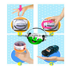 Promotional Kids Plastic Toy Capsule with Car Toy