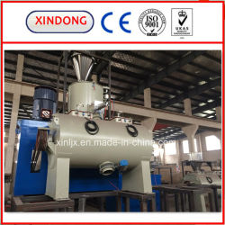 Plastic Mixing Unit PVC Compounding Machine with Hot Cold Mix