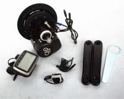 Green Pedel Torque Sensor MID Drive Central Motor Kit for Electric Bike