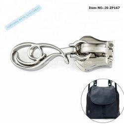Handbag Hardware Suppliers Custom Metal Zipper Puller Slider