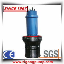 Non-Clog Waste Water Centrifugal Sewage Submersible Drainage Pump with Auto Coupling, Deep Well Pump, Pond Pump, Submerged Sump, Slurry Pump