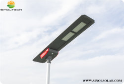60W Smart APP Control Split Type Solar LED Road Lighting (INH-60W)