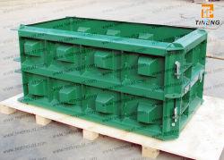 Concrete Interlocking Block Mould