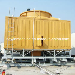 FRP Square Type Cross Flow Cooling Tower (NST Series)