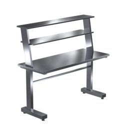 Cssd Packing Table Workstation in Stainless Steel