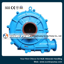 Large Capactity High Pressure Mining Dewatering Centrifugal Slurry Pump