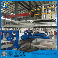 Grey Board Paperboard Making Machine for Paper Recycling Machine