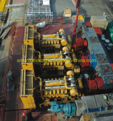 Drilling Pump F1600 Slurry Pump Drilling Rig