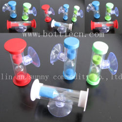 Sand Timer Hourglass Suction in Different Design for Gifts (SC050411)