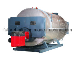 Industrial Oil or Gas Fired Steam Boiler