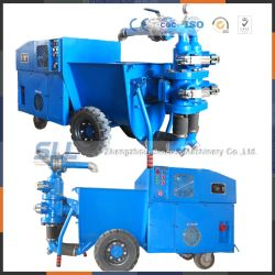 New Patent Auto-Control Concrete Delivery Pump Machine