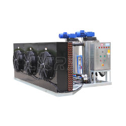 Lier Sea Salt Water Made Liquid Slurry Ice Machine for Fish Boat Sea Food Industry