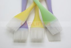 Food Grade Silicone Brush Spatula Cake Tools Mold DIY Brushes Barbecue Basting Brushes