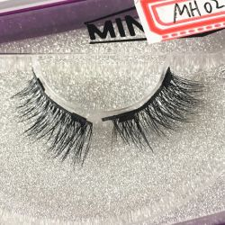 Wholesale Private Label Magnetic Mink Eyelashes with Own Logo