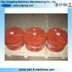 Sand Casting High Chrome Material Slurry Pump Impeller