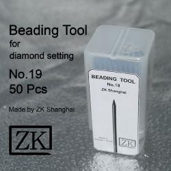 Gem Setting Tools - No. 19 - 50 Pieces/Box