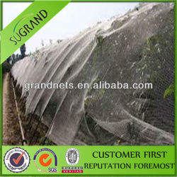 100% Virgin HDPE Mesh Apple Tree Anti Hail Net for Agriculture 2016