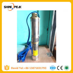 48V Price DC Solar Submersible Bore Water Pump System Price for Agriculture Irrigation Solar Water Pumping Machine