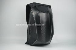 Hard Shell Racing Motorcycle Knight Riding Backbag Travel Sports Backpack
