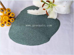 Coated Abrasive Material F180 Green Silicon Carbide Used in Sandpaper