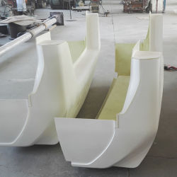 FRP Bus Part FRP Products OEM