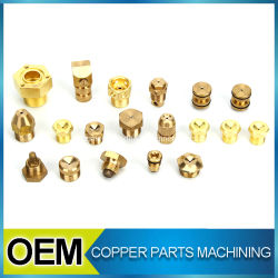 Brass Gear Custom Production CNC Turning Machining