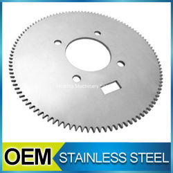 OEM Stainless Steel 304 Furniture Part Gasket