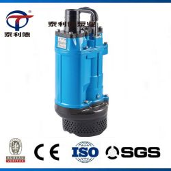 Vertical Electric High Chrome Alloy Large Solid Slurry Particle Submersible Dewatering Sewage Water Pump