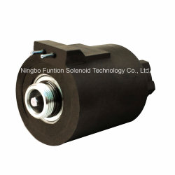 Z9-37/90-Yc/Y Yuken Series Solenoid Valve Coil for Rated Voltage 12 24V DC