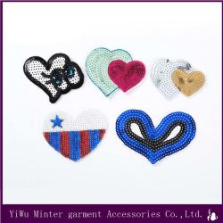 Embroidered Sew Iron on Patch Badge Bags Hat Cap Jeans Applique Fabric Transfer