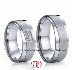 OEM/ODM Fashion Wedding Band Ring Custom-Made Jewelry Factory