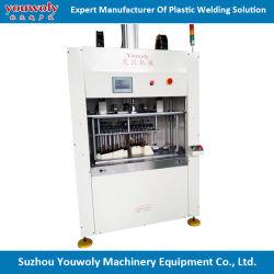 Electric Iron Welding by Plastic Welding Machine